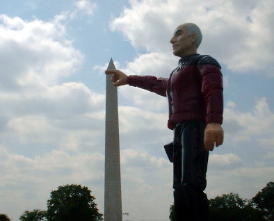 Jean Luc in Washington DC